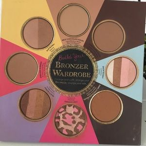 Too Faced Bronzers!